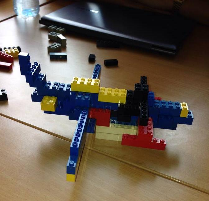 Using the Cynefin Lego Game to Learn About Complexity